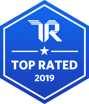 2019 Trust Radius Top Rated Badge