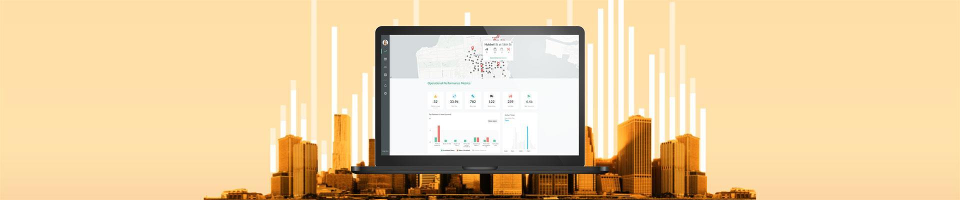Embedded Analytics Interactive Demo App
